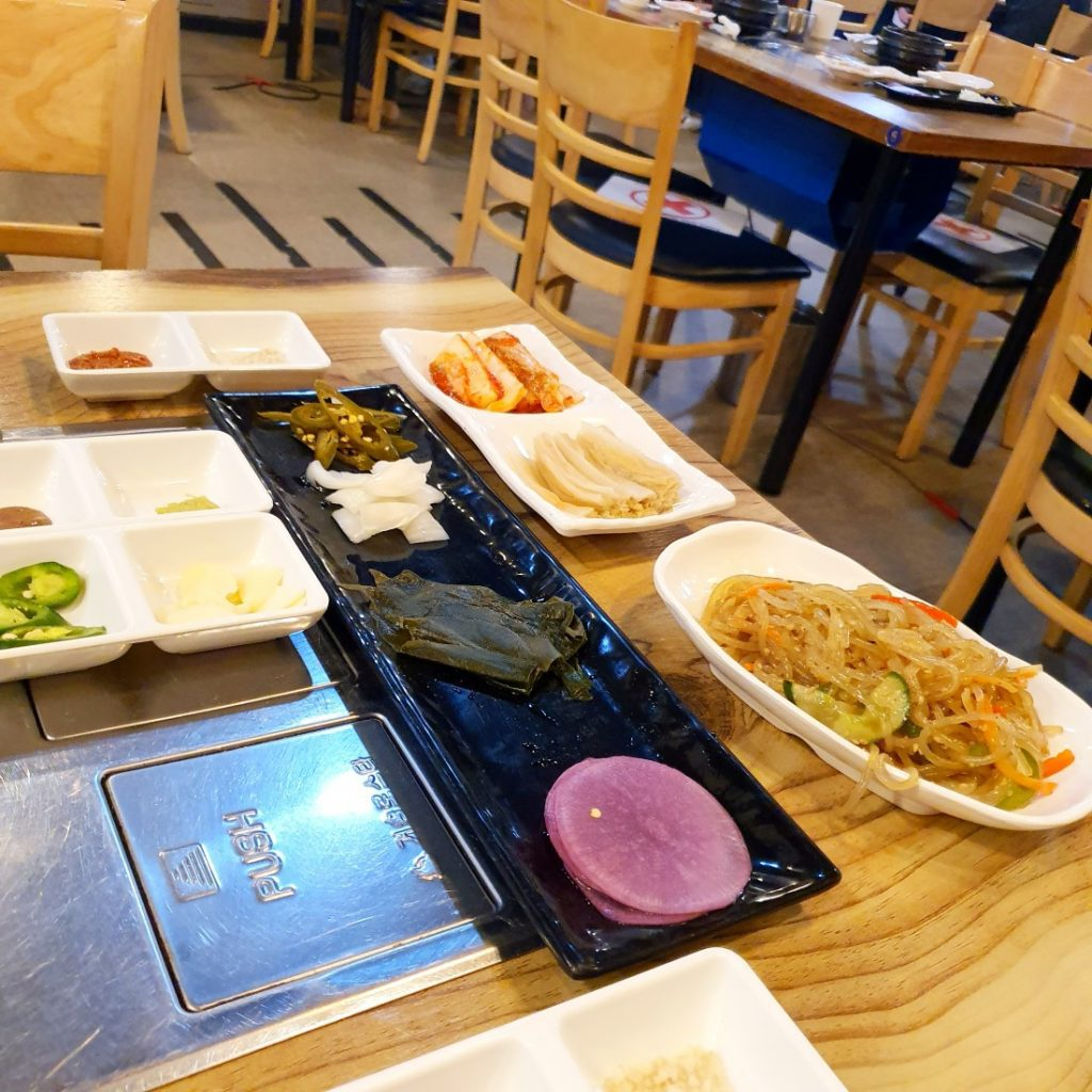 Pickled Vegetables and Bachan